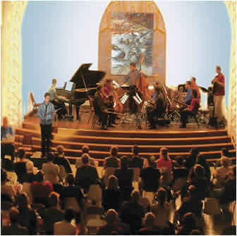 dream of autumn concert
